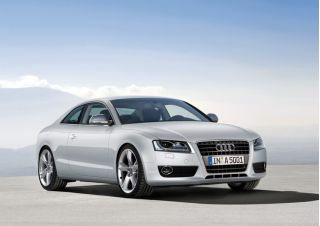 2008 Audi A5 Photo
