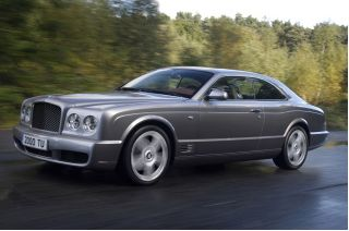 2008 Bentley Brooklands Photo