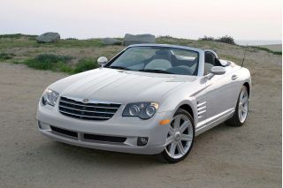 2008 Chrysler Crossfire Photo