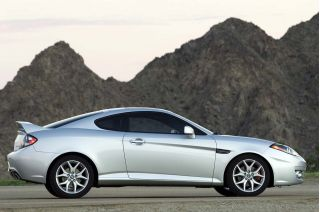 2008 Hyundai Tiburon Photo