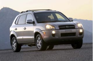2008 Hyundai Tucson Photo