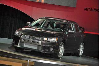 2007 Mitsubishi Lancer Photo