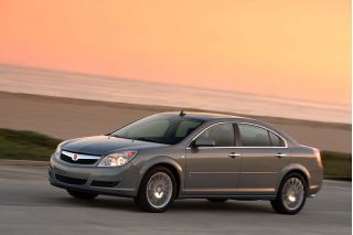 2008 Saturn Aura Photo