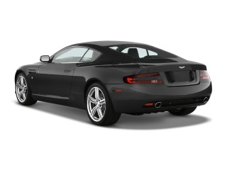 2009 Aston Martin DB9 Photo