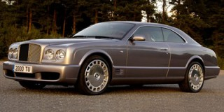 2009 Bentley Brooklands Photo