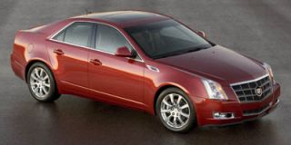 2009 Cadillac CTS Photo