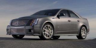 2009 Cadillac CTS-V Photo
