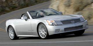 2009 Cadillac XLR-V