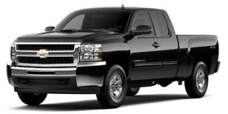 2009 Chevrolet Silverado 2500HD Photo