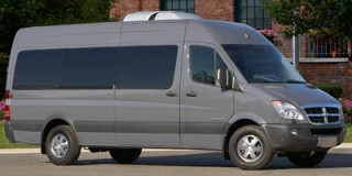 2009 Dodge Sprinter Wagon