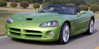 2010 Dodge Viper SRT Photo