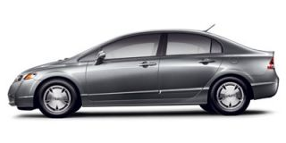 2009 Honda Civic Hybrid Photo