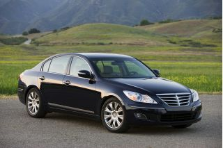 2009 Hyundai Genesis Photo