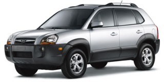 2009 Hyundai Tucson Photo