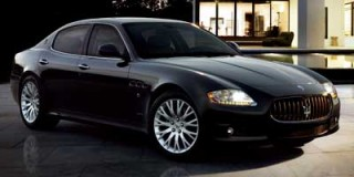 2009 Maserati Quattroporte Photo