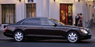 2009 Maybach 57 Photo