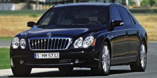 2009 Maybach 57S Photo