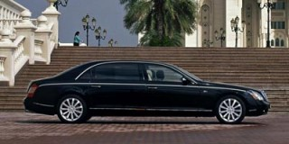 2009 Maybach 62S Photo