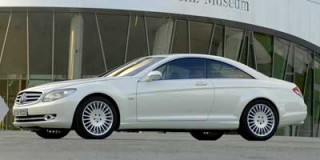 2009 Mercedes-Benz CL Class Photo