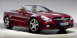 2009 Mercedes-Benz SL Class Photo