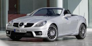 2009 Mercedes-Benz SLK Class Photo