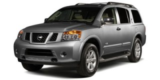 2009 Nissan Armada Photo