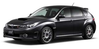 2009 Subaru Impreza WRX - STI Photo