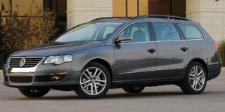 2009 Volkswagen Passat Wagon Photo