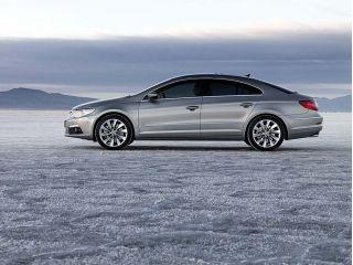 Volkswagen CC Earns Major Design Award, But Sales Are Tepid