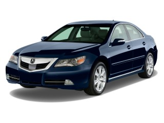 2010 Acura RL Photo