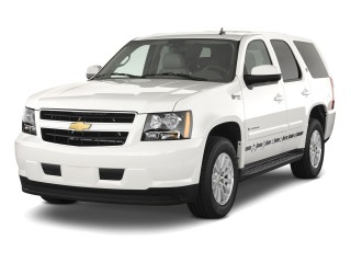 2010 Chevrolet Tahoe Hybrid Photo