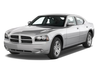2010 Dodge Charger 4-door Sedan R/T RWD *Ltd Avail* Angular Front Exterior View