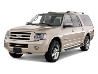 2012 Ford Expedition EL Photo