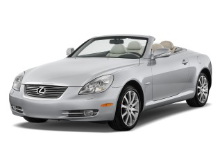2010 Lexus SC 430 Photo