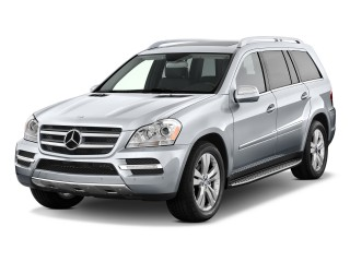 2010 Mercedes-Benz GL Class Photo