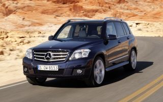 2010 Mercedes-Benz GLK Class Photo