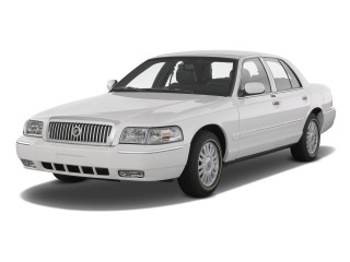 2010 Mercury Grand Marquis Photo