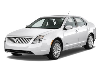 2010 Mercury Milan Hybrid Photo