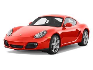 2010 Porsche Cayman Photo
