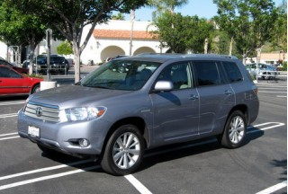 2010 Toyota Highlander Hybrid Photo