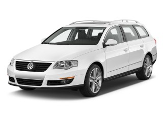 2010 Volkswagen Passat Wagon Photo
