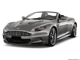 2011 Aston Martin DBS Photo