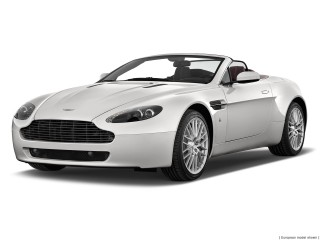2011 Aston Martin V8 Vantage Photo