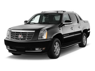 2011 Cadillac Escalade EXT Photo