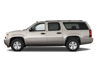 2011 Chevrolet Suburban Photo