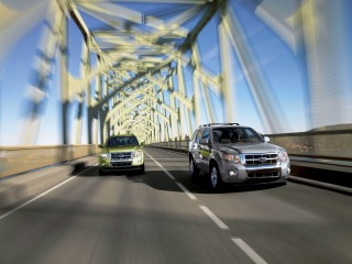 2011 Ford Escape Hybrid Photo