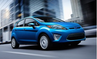 2011 Ford Fiesta Photo
