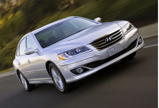 2011 Hyundai Azera Photo