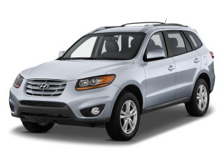 2011 Hyundai Santa Fe Photo