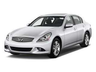 2012 INFINITI G25 Sedan Photo